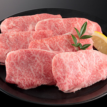 <宮崎県産>和牛肩ロースすき焼用