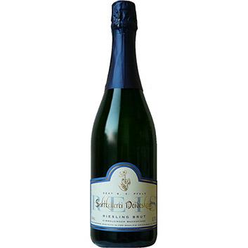<ダイデスハイム>リースリング ゼクトブリュット【NV】(白スパークリングワイン)