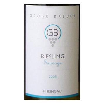 <ゲオルグ・ブロイヤー>ソヴァージュ・リースリング【2018】(白ワイン)
