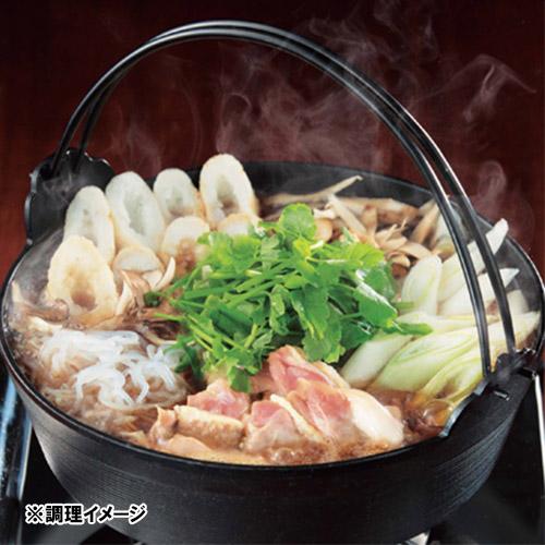比内地鶏入りきりたんぽ鍋