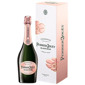 <ペリエ ジュエ>ブラゾン ロゼ【NV】(ロゼシャンパン)