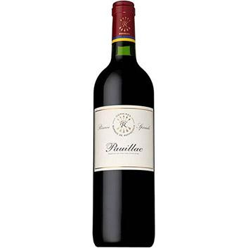 <ドメーヌ・バロン・ロートシルト>バロンロートシルトポーイヤックレゼルヴ【2014】(赤ワイン)