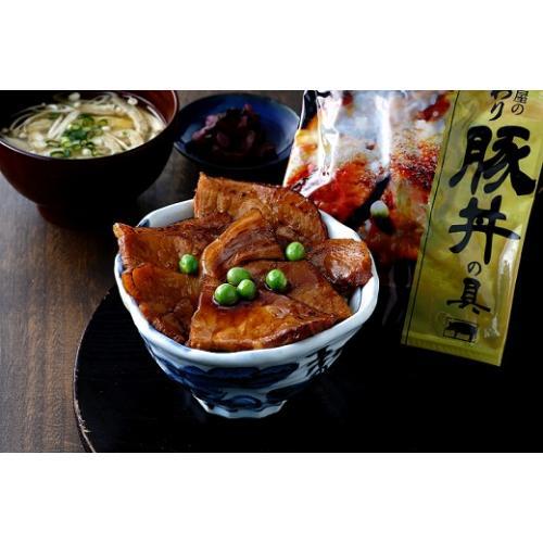 帯広名物<ぶた八>豚丼の具