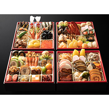 <日本料理てら岡>博多寿与段重