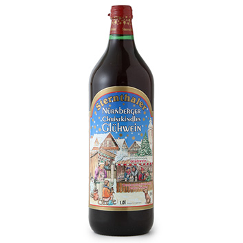 ホットワイン(ほんのり甘口赤ワイン)