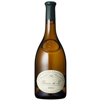 <ドゥ・ラドゥセット>バロン・ド・エル【2006】(白ワイン)
