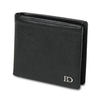 【タカシマヤ セレクト】<ブラマドーヴ>二つ折り革財布