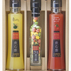 【Tastes of JAPAN by ANA】柑橘王国 飲む酢&グミセット