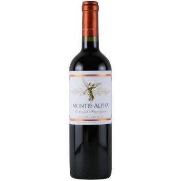 <モンテス>モンテス・アルファ カベルネ・ソーヴィニヨン【2017】 赤ワイン (エノテカ)