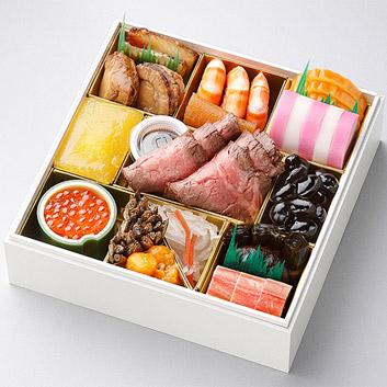 <日本料理 なだ万>冷凍おせち 多久味