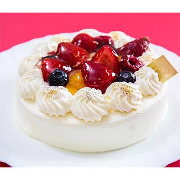 <ブランブリュン>ベリーベリーケーキ