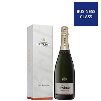 <アンリオ>シャンパーニュ ブリュット スーヴェラン【NV】(白シャンパン)