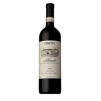 <チェレット>バローロ【2013】(赤ワイン)