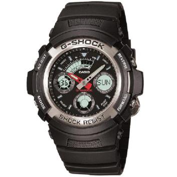 <カシオ>G-SHOCK AW-590-1AJF