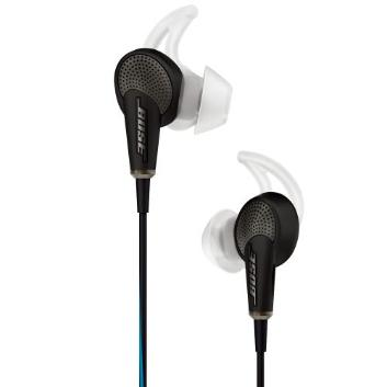 【新価格】<Bose>QuietComfort20ノイズキャンセル機能付きイヤフォン(アンドロイドスマートフォン対応モデル)