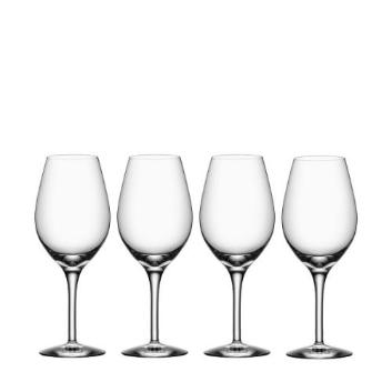 <Orrefors>MOREワイングラス4Pセット
