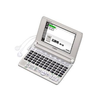 【タカシマヤ セレクト】<CASIO>電子辞書 XD-SC5100GD(専用ケース付)
