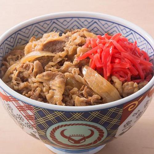 <吉野家>牛丼の具10食セット
