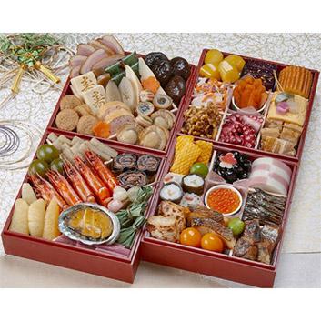 <京菜味のむら> 雅四段重