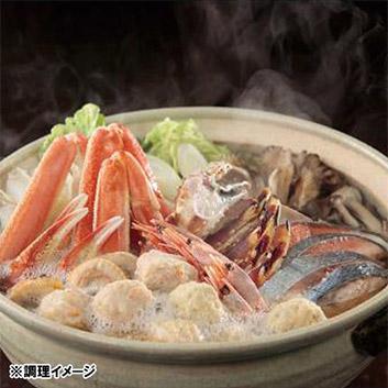 かに海鮮鍋