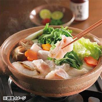 「大石商店」天然アラちり鍋