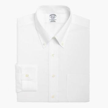 <ブルックス ブラザーズ>ノンアイロン ドレスシャツ/BROOKSCOOL Regent Fit