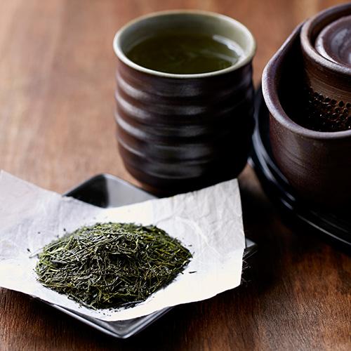 自家需要向け 鹿児島深蒸し煎茶