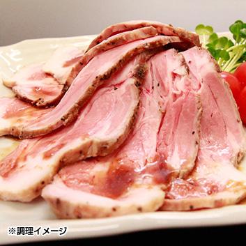 <山中湖ハム>富士ヶ嶺豚とろけるローストポーク