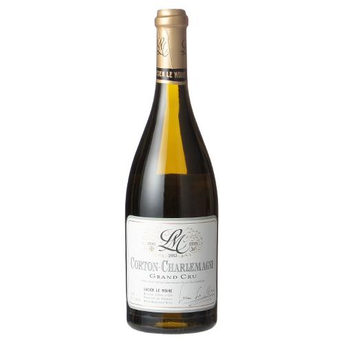 <ルシアン・ル・モワンヌ>コルトン・シャルルマーニュ・グランクリュ【2013】(白ワイン)