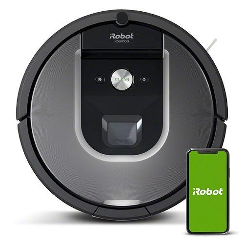 【新価格】<iRobot>ロボット掃除機ルンバ960