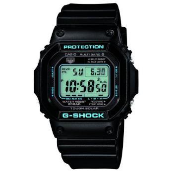 <カシオ>G-SHOCK 世界6局対応電波ソーラー GW-M5610BA-1JF