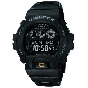 <カシオ>G-SHOCK 世界6局対応電波ソーラー GW-6900BC-1JF