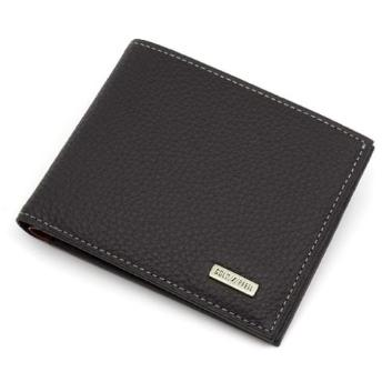 <ゴールドファイル>スペリオール 二つ折り財布(小銭入れなし)(GP24315)