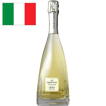 <アジィエンダ・アグリコーラ・フェルゲッティーナ>ミッレディ・フランチャコルタ・ブリュット【2015】(白スパークリングワイン)