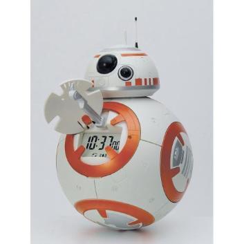 <STAR WARS>BB-8 TM アクションアラームクロック