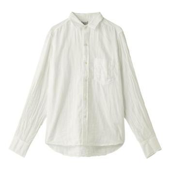 <ヤヌーク>二重織shirt