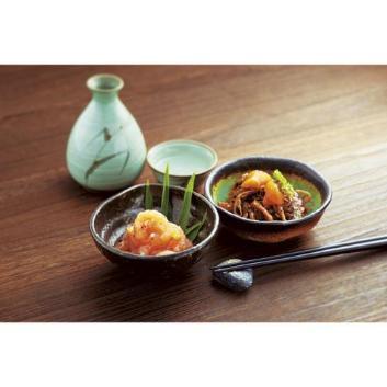 釧路「おが和」海鮮珍味食べ比べ