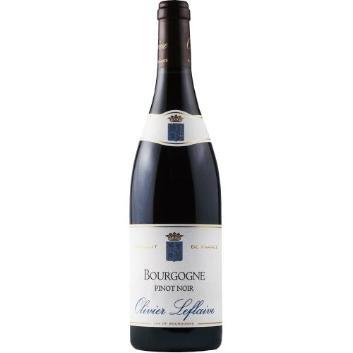 <オリヴィエ・ルフレーヴ>ブルゴーニュ・ピノ・ノワール【2015】赤ワイン(エノテカ)