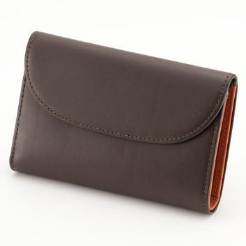 <ホワイトハウスコックス>ダービーコレクション S7660 3折財布