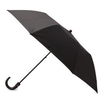 <タケオキクチ>シンプル細巻き折傘