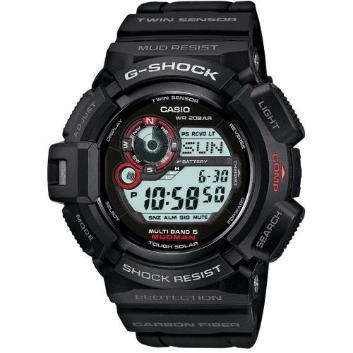 <カシオ>G-SHOCK MUDMAN 世界6局電波対応ソーラー GW-9300-1JF