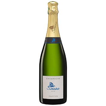 <ド・スーザ>ブリュット・トラディション【NV】(白シャンパン)