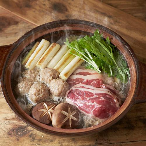 北海道合鴨鍋