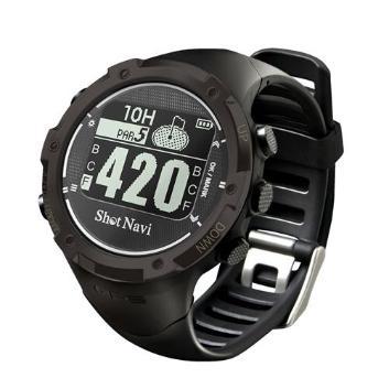 <ShotNavi>腕時計型GPSゴルフナビ W1-GL(海外対応モデル)