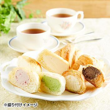 岡山 清水屋生クリームパンセット