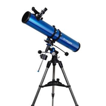 <MEADE>天体望遠鏡EQM-114 ANAショッピングオリジナル企画 「木星の縞模様の観測にも使えるセット」 ※大型送料込み