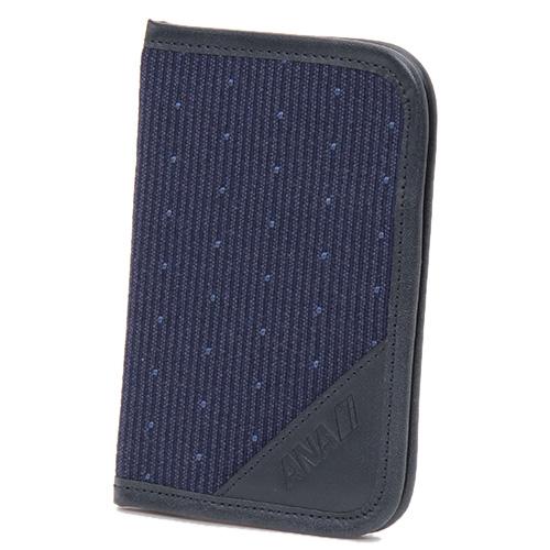 <ANAオリジナル>ANA777-300ER First Class Fabric パスポートケース
