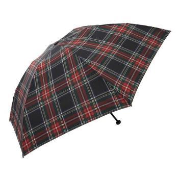 <マッキントッシュ フィロソフィー>【Barbrella(R)】55cmタイプ軽量ミニ傘 チェック