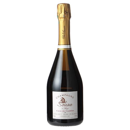 <ド・スーザ>キュヴェ・デ・コダリー・エキストラブリュット ブラン・ド・ブラン グランクリュ【NV】(白シャンパン)