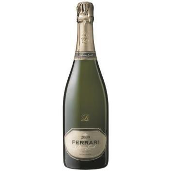★数量限定プレゼント付★フェッラーリ・リゼルヴァ・ルネッリ【2009】(白スパークリングワイン)